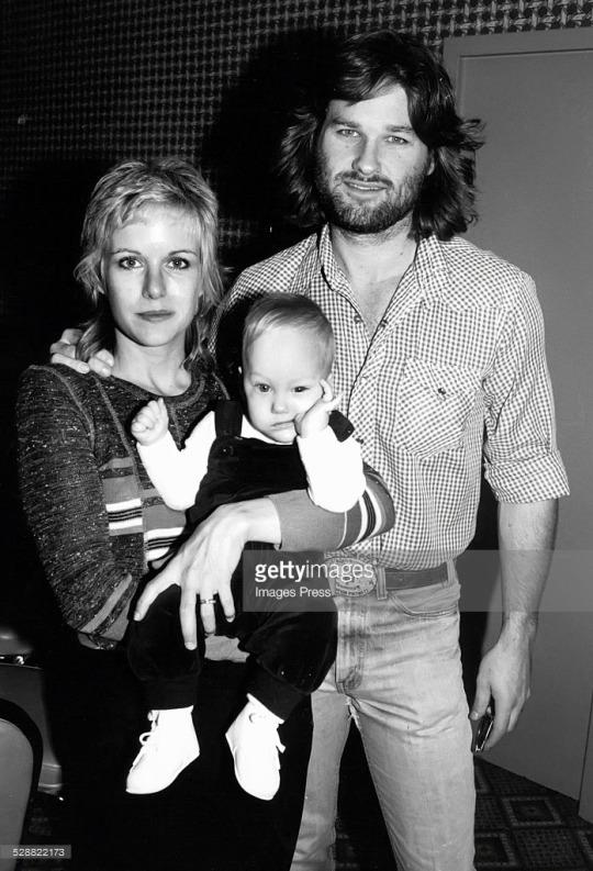 Жена Курта Рассела – фото, биография, личная жизнь, дети