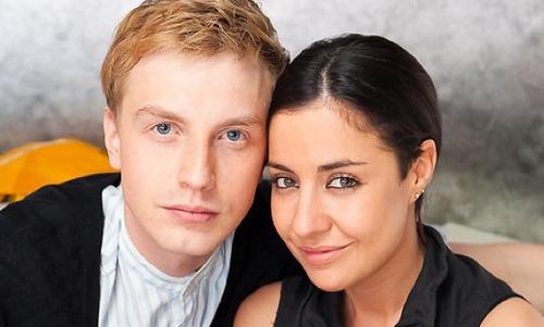 Жена Алексея Гомана – фото, личная жизнь