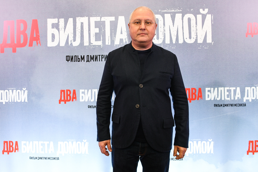 Дмитрий Месхиев и его жены – фото, биография, дети