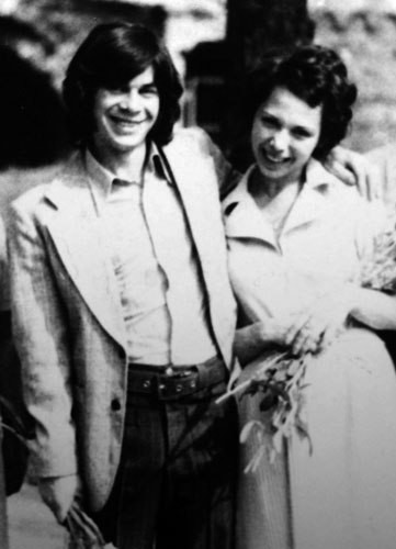 Жена Олега Газманова – фото, биография, личная жизнь, дети
