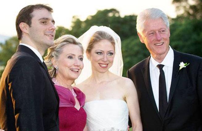 Билл Клинтон и его жена Хиллари Клинтон – фото, биография, личная жизнь