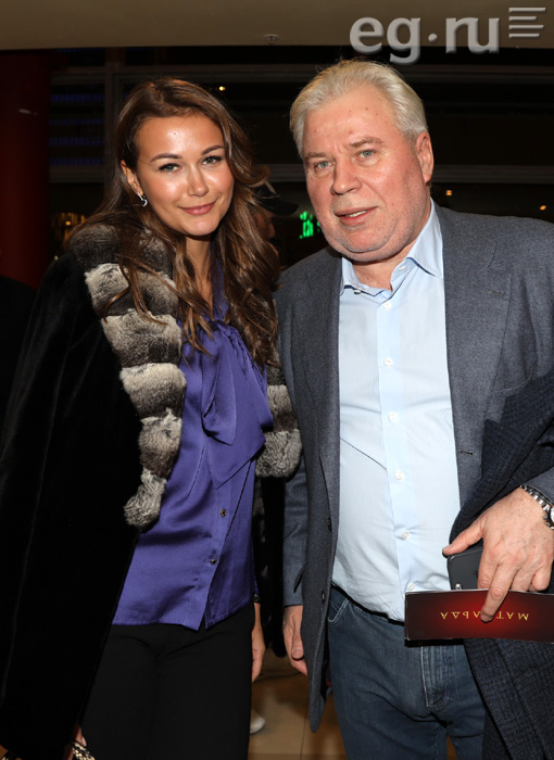 Жена Анатолия Кучерены – фото, личная жизнь, биография, дети