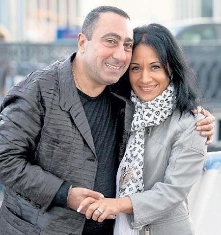 Жена Карена Аванесяна – фото, личная жизнь