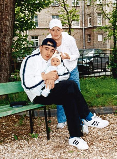 Жена Кирилла Андреева – фото, биография, сын