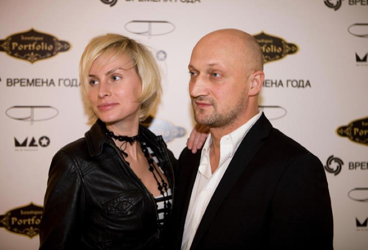 Жена Гоши Куценко – фото, дети, личная жизнь