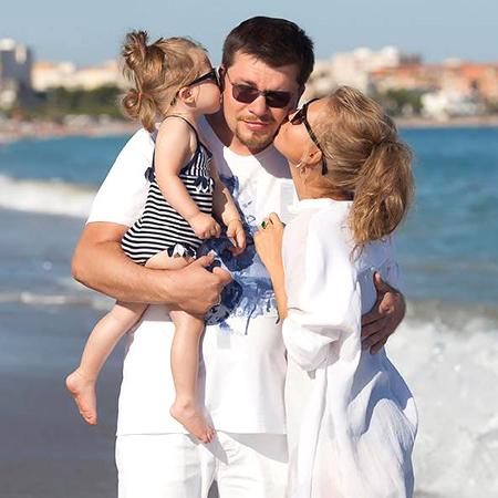 Муж Кристины Асмус – фото, личная жизнь