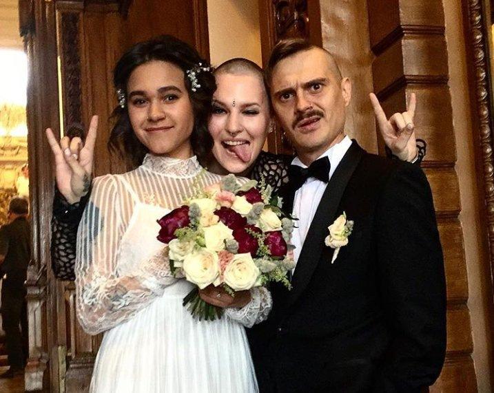 Жена Ильи Прусикина – фото, свадьба, ребенок