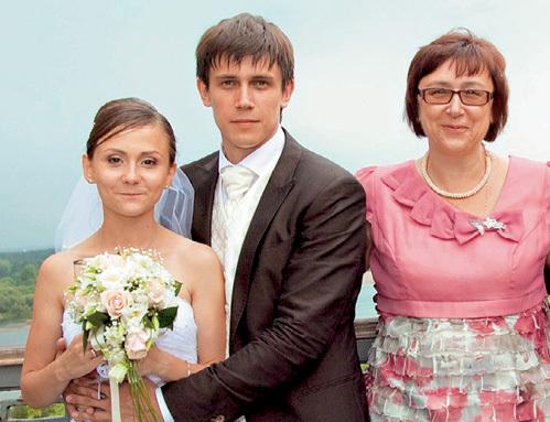 Жена Леонида Бичевина – фото, личная жизнь