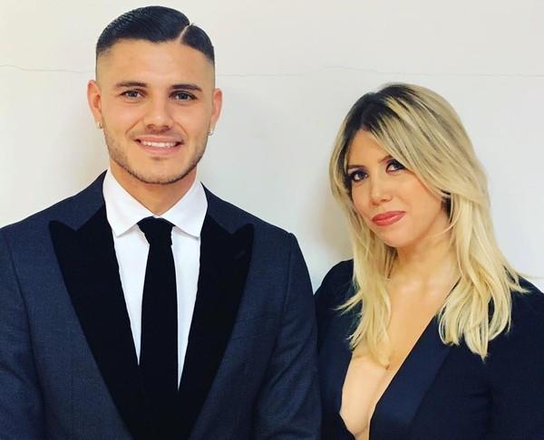 Жена Мауро Икарди – фото, личная жизнь футболиста