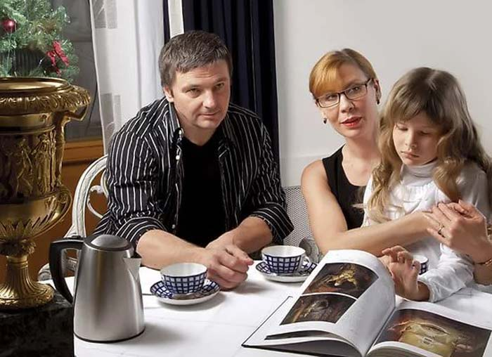 Муж Дарьи Юргенс – фото, личная жизнь, биография, дети
