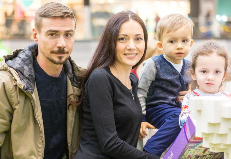 Жена Дениса Никифорова – фото, биография, личная жизнь, дети