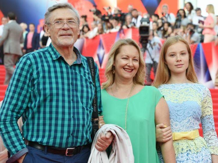 Жена Александра Михайлова – фото, дети, семья
