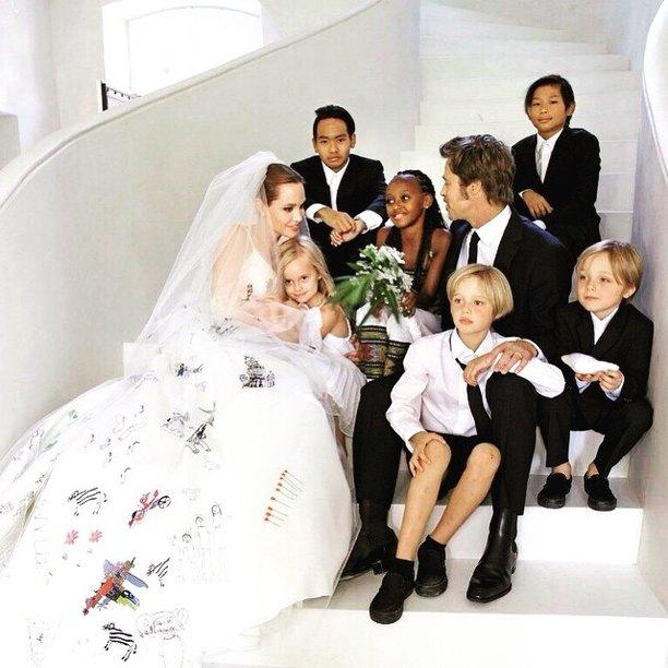 Жены Брэда Питта – фото, как зовут, личная жизнь, дети