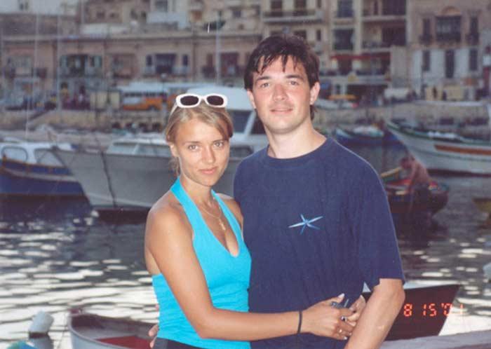 Муж Ксении Алферовой – фото, биография, личная жизнь, дети