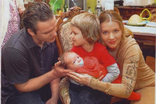 Жена Владимира Епифанцева – фото, личная жизнь, дети