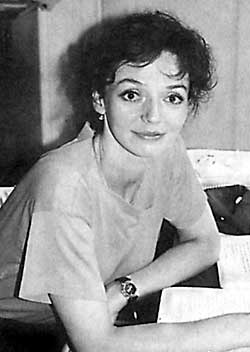 Жена Владимира Этуша – фото, возраст, биография