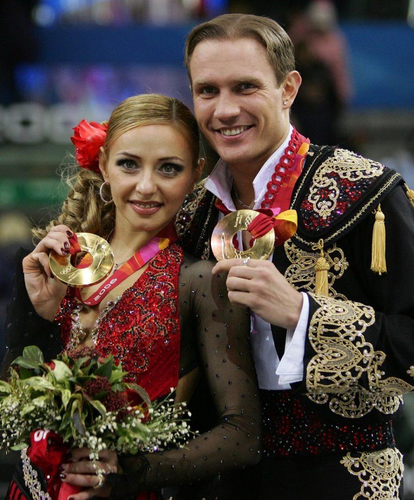 Жена Романа Костомарова – фото, личная жизнь