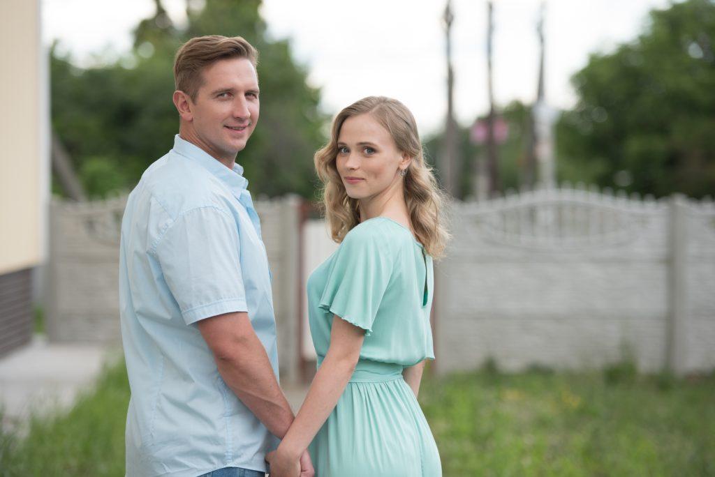 Муж Анны Кошмал – фото, личная жизнь, свадьба, дети