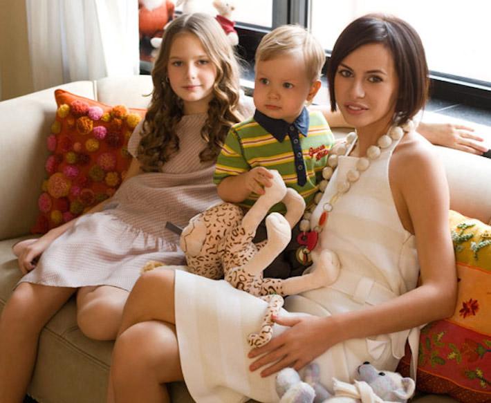 Жена Цыпкина Александра – фото, дети, семья, личная жизнь