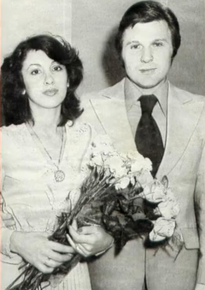 Жена Льва Лещенко – фото, биография, личная жизнь, семья