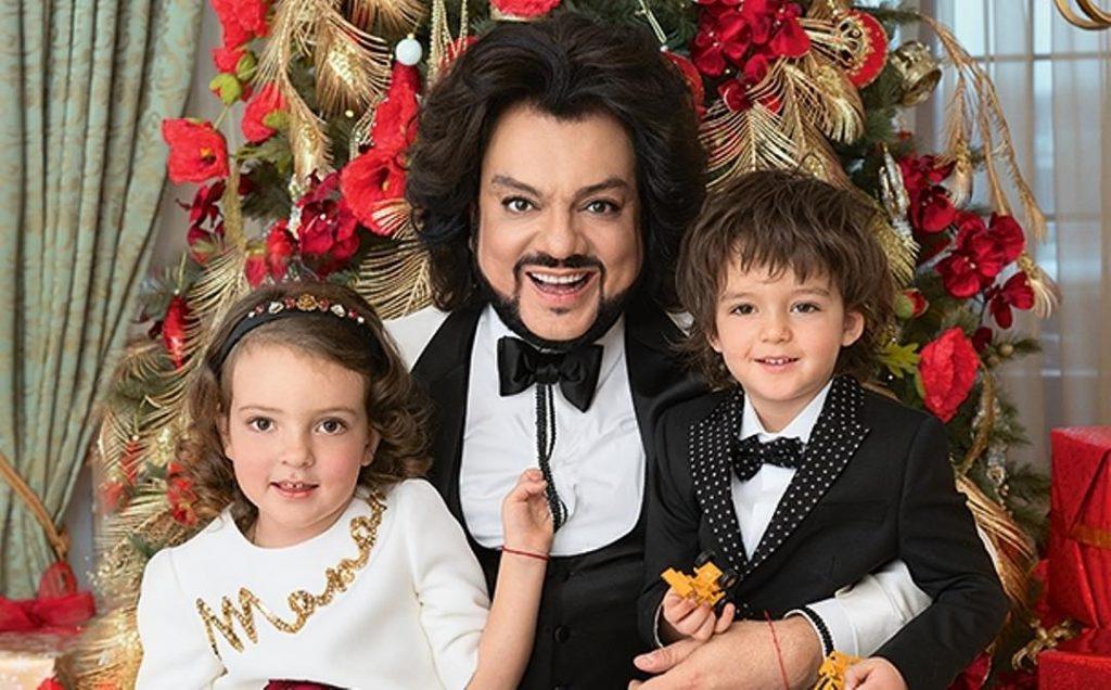 Жена Филиппа Киркорова – фото, личная жизнь, биография, дети