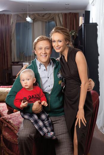 Жена Сергея Горобченко – фото, дети, личная жизнь, биография