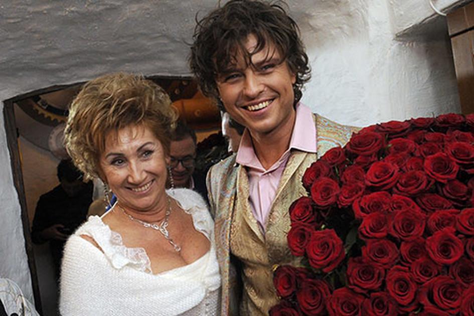 Жена Прохора Шаляпина – фото, личная жизнь