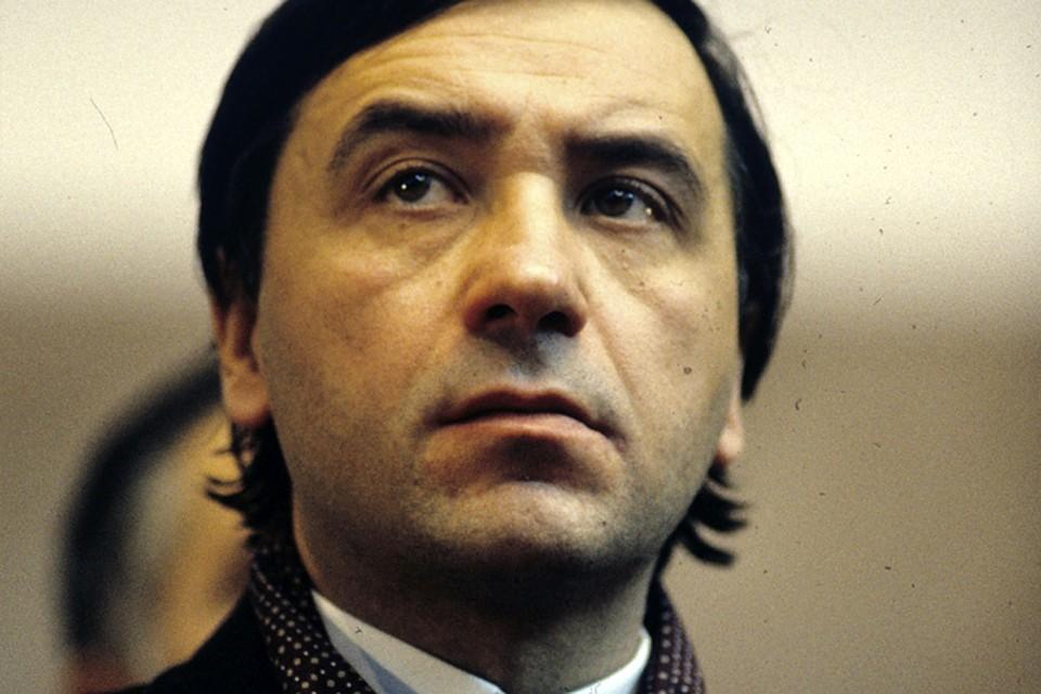 Муж Елены Борзовой, Николай Зиновьев – фото