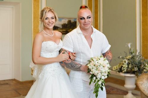 Жена Александра Шпака – фото бывших жен, биография, операции