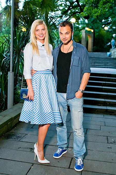 Андрей Чадов и его жена – фото, личная жизнь