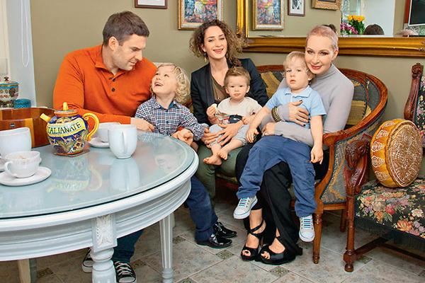 Мужья Татьяны Васильевой – фото, биография, личная жизнь, дети