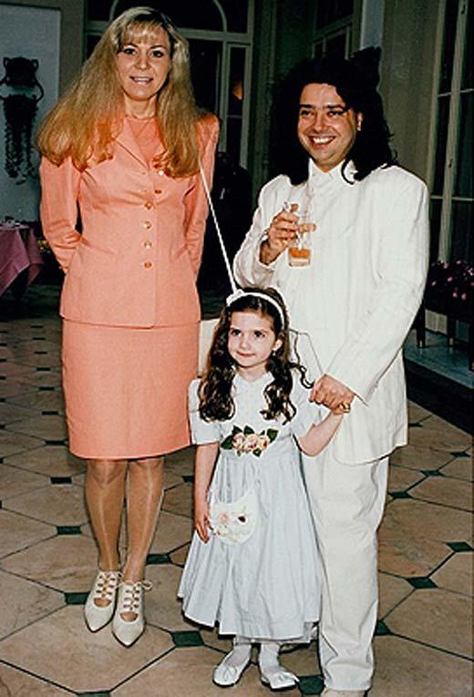 Жена Валентина Юдашкина – фото, рост, биография, свадьба