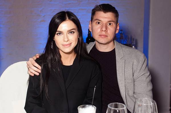 Елена Темникова, муж