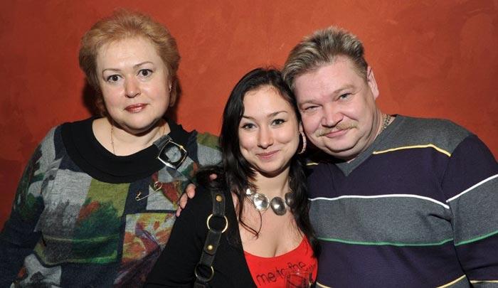 Жена Николая Бандурина – фото, возраст