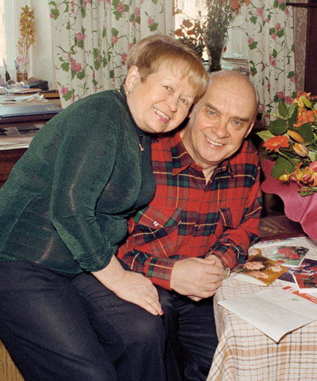 Муж Александры Пахмутовой – фото, биография, семья
