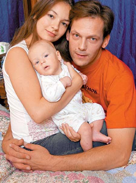 Муж Ольги Павловец – фото, личная жизнь, биография, дети