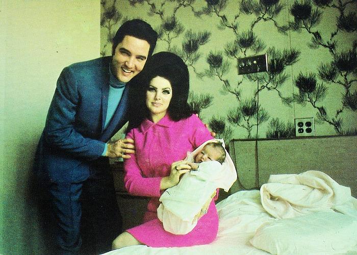 Жена Элвиса Пресли – фото, личная жизнь, дети