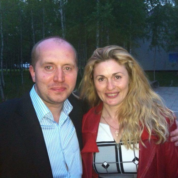 Жена Сергея Бурунова – фото, личная жизнь, семья, дети