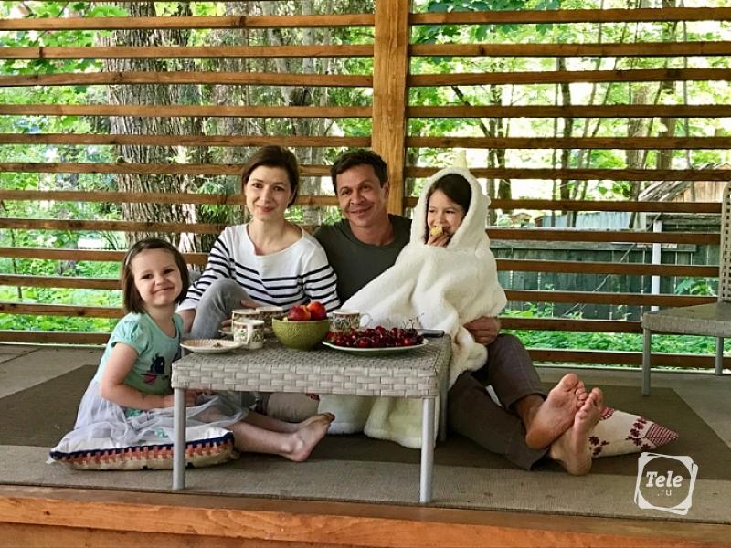 Жена Павла Деревянко – фото, личная жизнь, дети