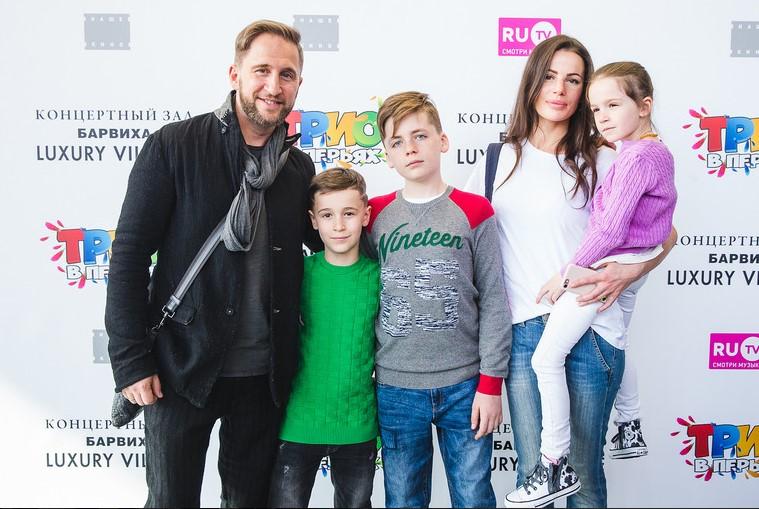 Жена Оскара Кучеры – фото, биография, личная жизнь, дети