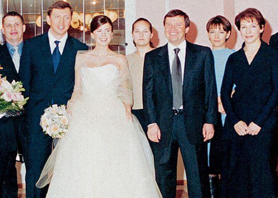 Жена Олега Дерипаски– фото, биография, дети