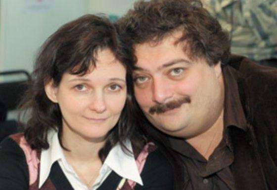 Жена Дмитрия Быкова – фото, личная жизнь