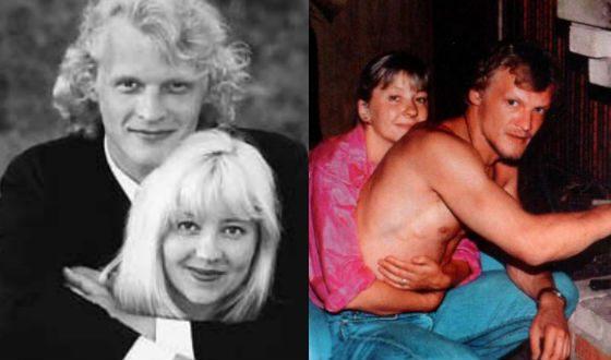 Жена Алексея Серебрякова – фото, бирография, личная жизнь