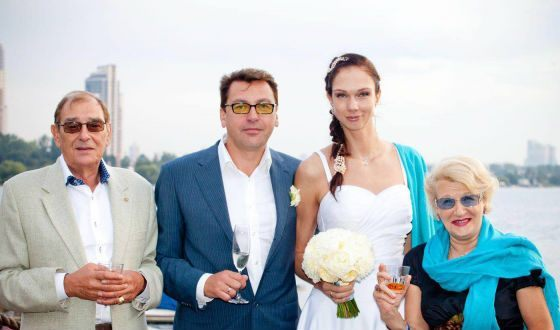 Муж Светланы Дружининой– фото, биография, дети