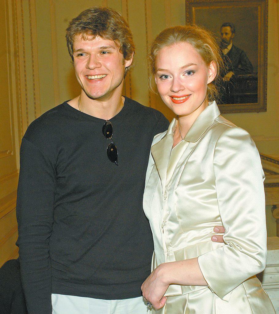 Жена Владимира Яглыча – фото, биография, личная жизнь
