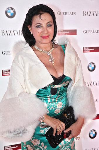 Жена Алишера Усманова – фото, биография, дети
