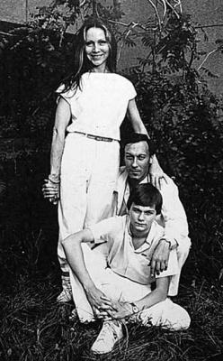 Жена Филиппа Янковского – фото, дети