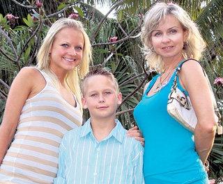 Жена Олега Штефанко – фото, биография, личная жизнь, дети