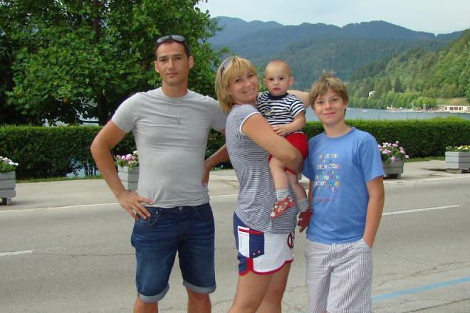Жена Романа Бабаяна — личная жизнь