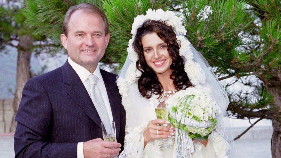 Жена Виктора Медведчука — личная жизнь